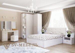 Спальный гарнитур Гамма-20 (композиция 3)