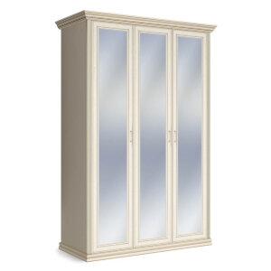 Шкаф 3-х дверный с зеркалами Венето