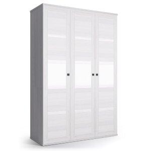 Шкаф 3-х дверный с глухими фасадами Парма Нео Ясень анкор светлый