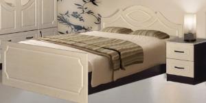 Кровать Виктория с матрасом
