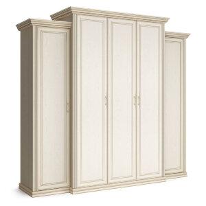 Шкаф 5-ти дверный с глухими фасадами Венето