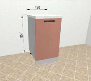 Шкаф нижний С450 Ройс