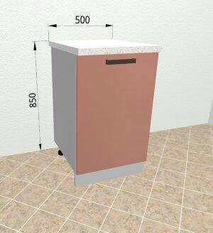 Шкаф нижний С500 Ройс
