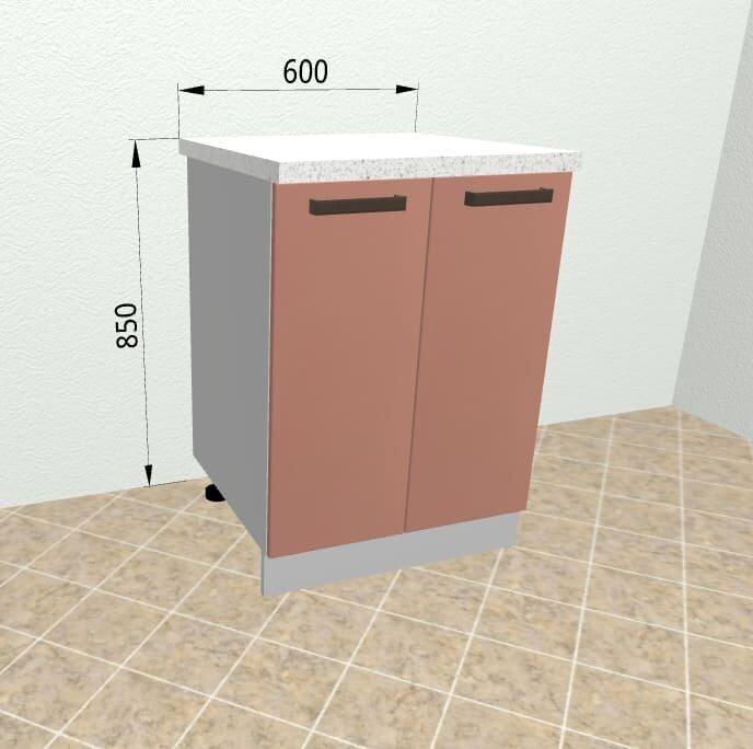 Шкаф нижний С600 Ройс