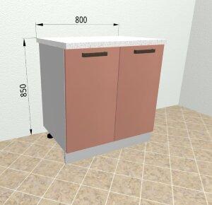 Шкаф нижний С800 Ройс