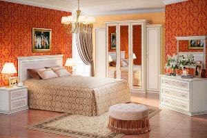 Спальный гарнитур Венето (композиция 1)