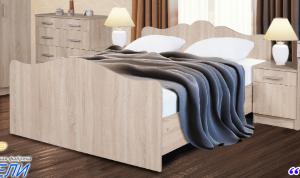Кровать Татьяна с матрасом