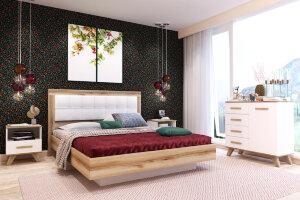 Спальня Вега Скандинавия (комплект 2)