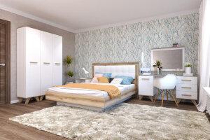 Спальня Вега Скандинавия (комплект 3)