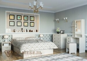 Спальный гарнитур Вега (композиция 2)