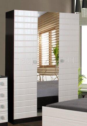 Шкаф 3-х дверный Афина