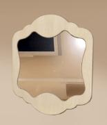 Зеркало с держателем на комод Виктория