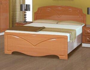 Кровать Натали-1 с матрасом