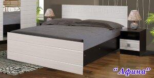 Кровать Афина с матрасом
