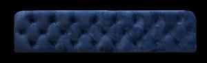 Мягкая спинка МС-02 Синяя