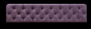 Мягкая спинка МС-02 Фиолетовая
