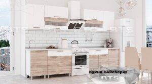 Кухонный гарнитур Айсбери 2.4 м