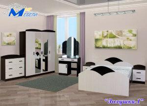 Спальный гарнитур Золушка-1