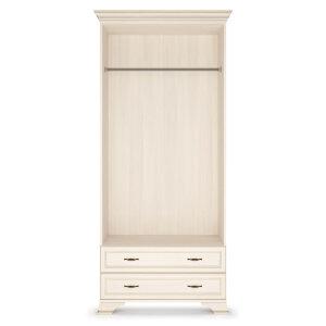 Шкаф 2-х дверный Сиена (корпус)