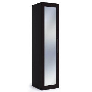 Шкаф-пенал с зеркалом Парма венге