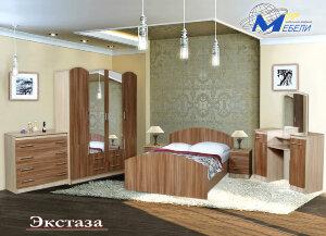 Спальный гарнитур Экстаза ЛДСП