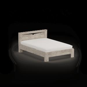 Кровать Соренто Дуб бонифаций