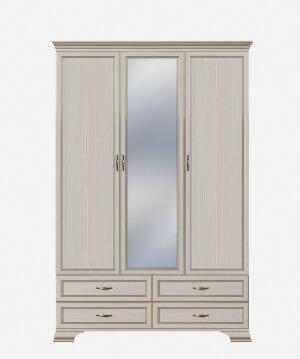 """Шкаф 3-х дверный с одним зеркалом """"Сиена"""""""