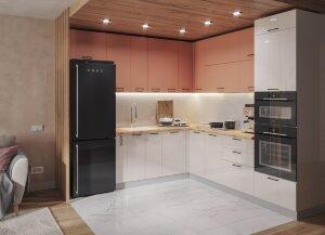 Кухонный гарнитур Ройс 2.45 м х 2.4 м