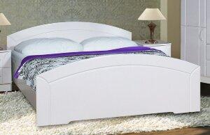 Кровать Экстаза МДФ с матрасом