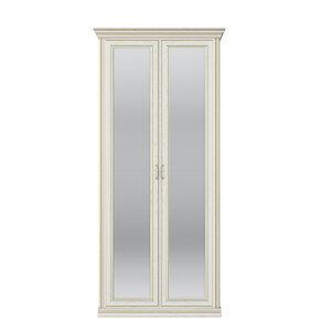 "Шкаф 2-х дверный с зеркалом ""Венето"""