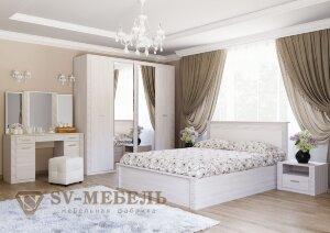 Спальный гарнитур Гамма-20 (композиция 2)